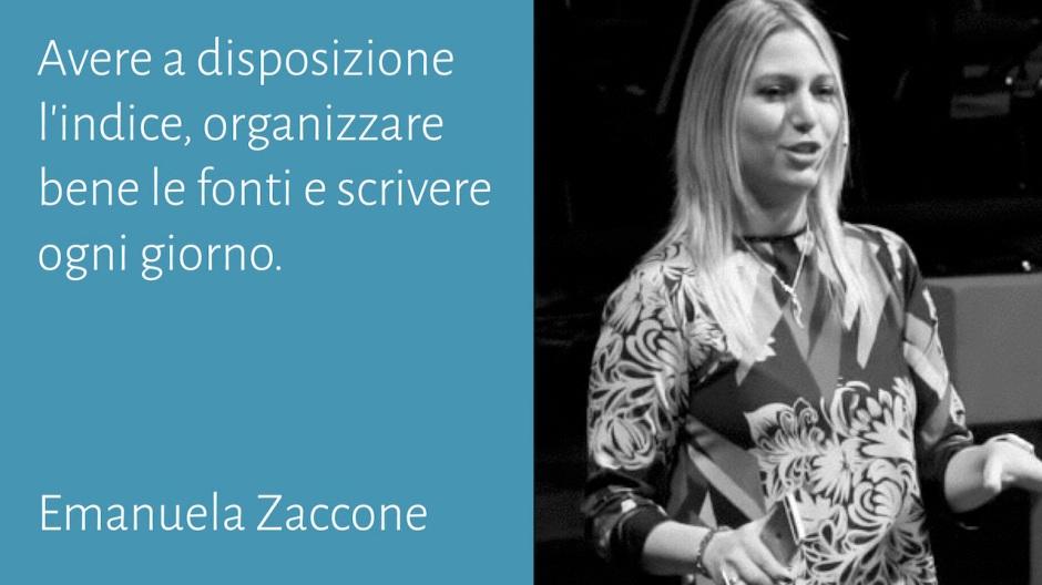 Emanuela Zaccone