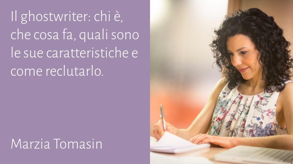 Il ghostwriter: chi è, che cosa fa, quali sono le sue caratteristiche e come reclutarlo.