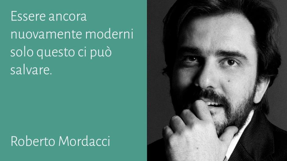 Roberto Mordacci